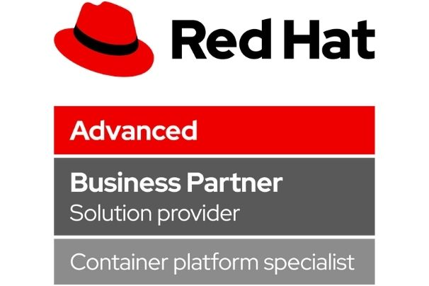 Comping became a Red Hat Container Platform Specialist